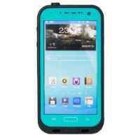 Redpepper case Waterproof Dirtproof Snowproof Shockproof Case for Samsung Galaxy S4 (Light Blue)