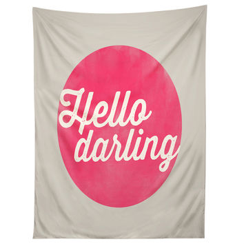 Allyson Johnson Hello Darling Tapestry