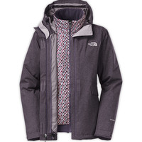 The North Face Women's Jackets & Vests 3-IN-1 JACKETS WOMEN'S MARGOT TRICLIMATE® JACKET