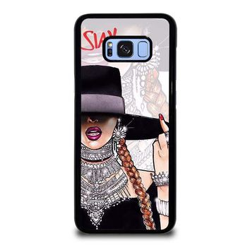 BEYONCE I SLAY Samsung Galaxy S8 Plus Case Cover