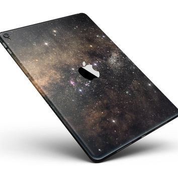 "Gold Aura Space Full Body Skin for the iPad Pro (12.9"" or 9.7"" available)"