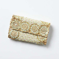Anthropologie - Woven Fireworks Clutch