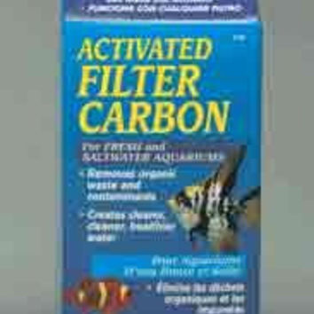 Activated Carbon 14oz - 1/2 Gallon Milk Carton
