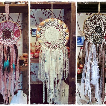 Custom Dreamcatcher Bohemian Home Decor Made To Order Hippie Boho Bedroom Decor