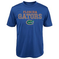 Florida Gators Fulcrum Performance Tee - Boys 8-20, Size: