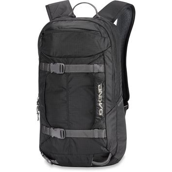 Dakine - Mission Pro 18L Black Backpack