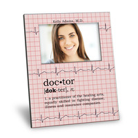 Doctor Definition Picture Frame