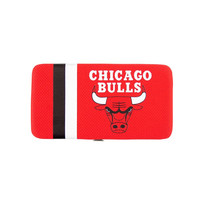 Chicago Bulls NBA Shell Mesh Wallet