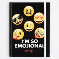 I'm So Emojinal Journal by Emoji | Stationery | rue21