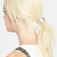 L. Erickson Cuff Ponytail Holder