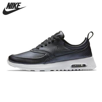 Original NIKE AIR MAX Women's Leather Running Shoes Sneakers