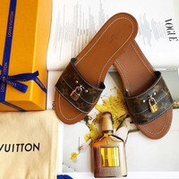 Louis Vuitton Lock It Mule