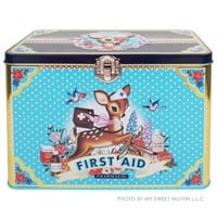 My Sweet Muffin - First Aid Tin Box from England