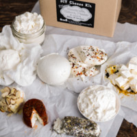 Urban Cheesecraft: Make Your Own Cheese at Home Kits