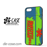 Scooby Doo Mystery Machine Van Fred Velma DEAL-9428 Apple Phonecase Cover For Iphone 5 / Iphone 5S