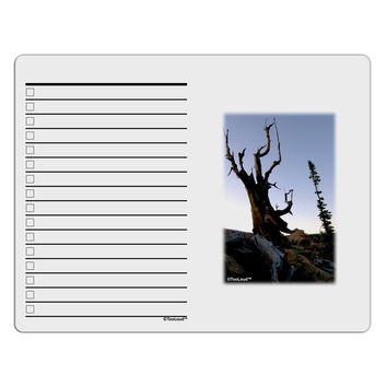 Colorado Mountain Scenery To Do Shopping List Dry Erase Board by TooLoud