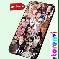 British Youtuber custom case for smartphone case