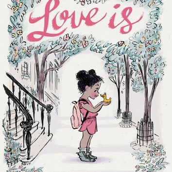 Love Is Hardcover – January 24, 2017