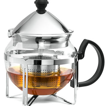 Chef's Star Functional Infuser Tea Maker - Premium Stainless Steel Tea Infuse...