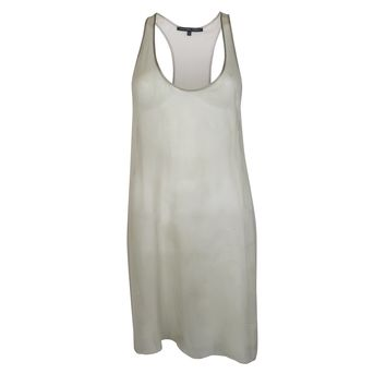 Sheer Slip Dress