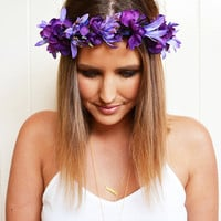 The Oasis Flower Crown