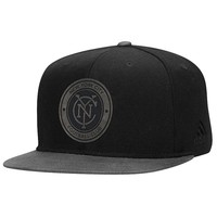 adidas New York City FC Structured Adjustable Cap - Adult, Size: One Size (Nyf Team)