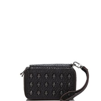 Punchcase Wristlet - Tate Tech Bubble Skulls | Bloomingdales's