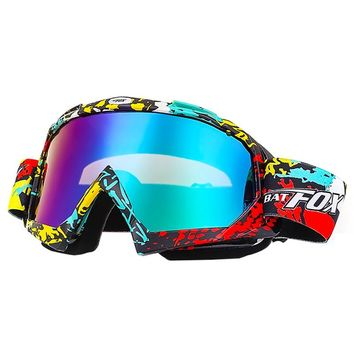 Ski Goggles Single Anti-Fog Big Ski Mask Glasses Skiing Men Women Snow Snowboard Goggles Skiing Eyewear