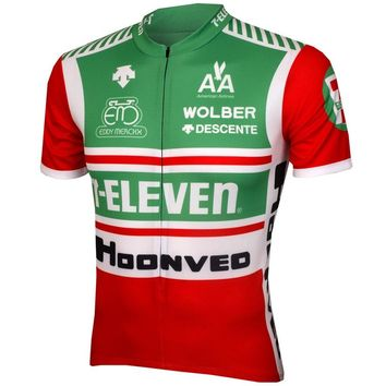 2016 Summer man team green cycling jerseys Quick Dry / bike clothing bicycle wear ropa ciclismo maillot Breathable Comfort
