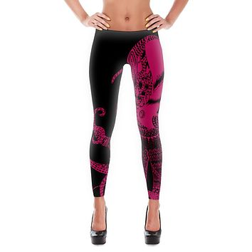 Octopus Women's Leggings