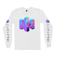 V64 Long Sleeve Tee