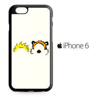 Calvin and Hobbes iPhone 6 Case