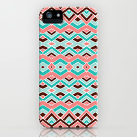 Eclectic iPhone & iPod Case by Pom Graphic Design