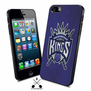 kings NBA iPhone 4s iphone 5 iphone 5s iphone 6 case, Samsung s3 samsung s4 samsung s5 note 3 note 4 case, iPod 4 5 Case