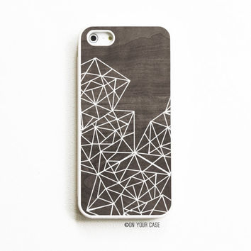 iPhone 5 Rubber Case. iPhone 5S Case. Geometric Lines. iPhone 5S Cases. Rubber iPhone Cases. Phone Case. iPhone Case.