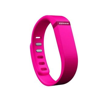 Fitbit Flex Wireless Activity + Sleep Wristband Pink Model FB401PK NEW!