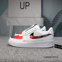 PEAP N542 Nike Air Force 1 af1 Low Casual Shoes  White