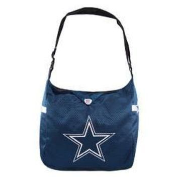 Dallas Cowboys NFL Team Jersey Tote