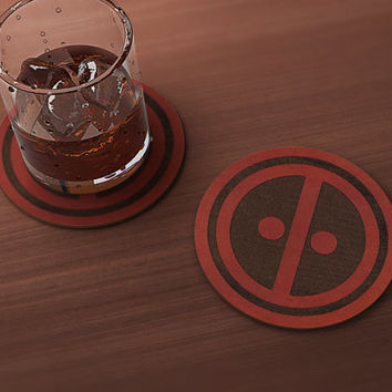 Merc With A Mouth Drink Coaster