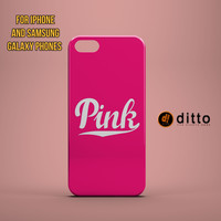 PINK CLASSIC Design Custom Case for iPhone 6 6 Plus iPhone 5 5s 5c iPhone 4 4s Samsung Galaxy s3 s4 & s5 and Note 2 3