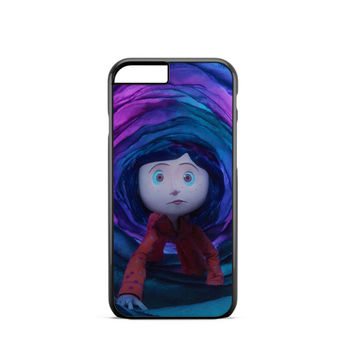 Coraline Cartoon iPhone 6 Case