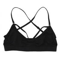 Work It Out Sports Bra - #Sporty