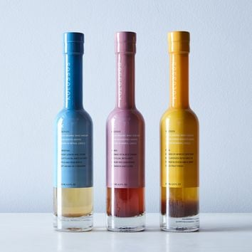 Greek Organic Wine Vinegar Trio