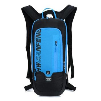 10L Waterproof Bicycle Backpack Men Women Outdoor Sports MTB Bike Water Bag Breathable Hiking Camping Cycling Hydration Backpack