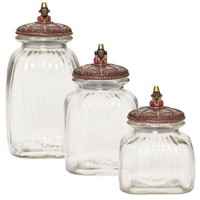 Bombay® Winston the Monkey Apothecary Jar
