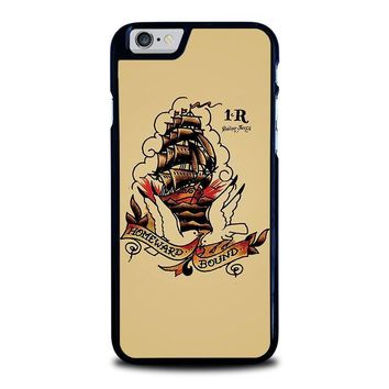 sailor jerry iphone 6 6s case cover  number 1