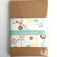 20 Thick Kraft Cards (350gsm, 10x14.8cm)