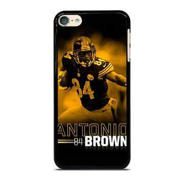 ANTONIO BROWN STEELERS 84 iPod Touch 4 5 6 Case Cover