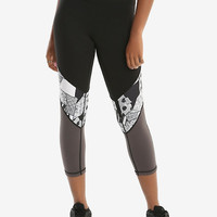 The Nightmare Before Christmas Sally Girls Active Capris