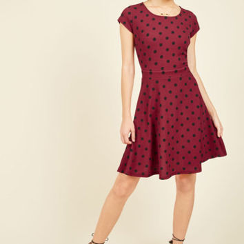 Swing Dance Seminar Dress | Mod Retro Vintage Dresses | ModCloth.com